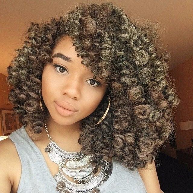 Pics Of Crochet Hairstyles  Crochet Braid Hairstyles