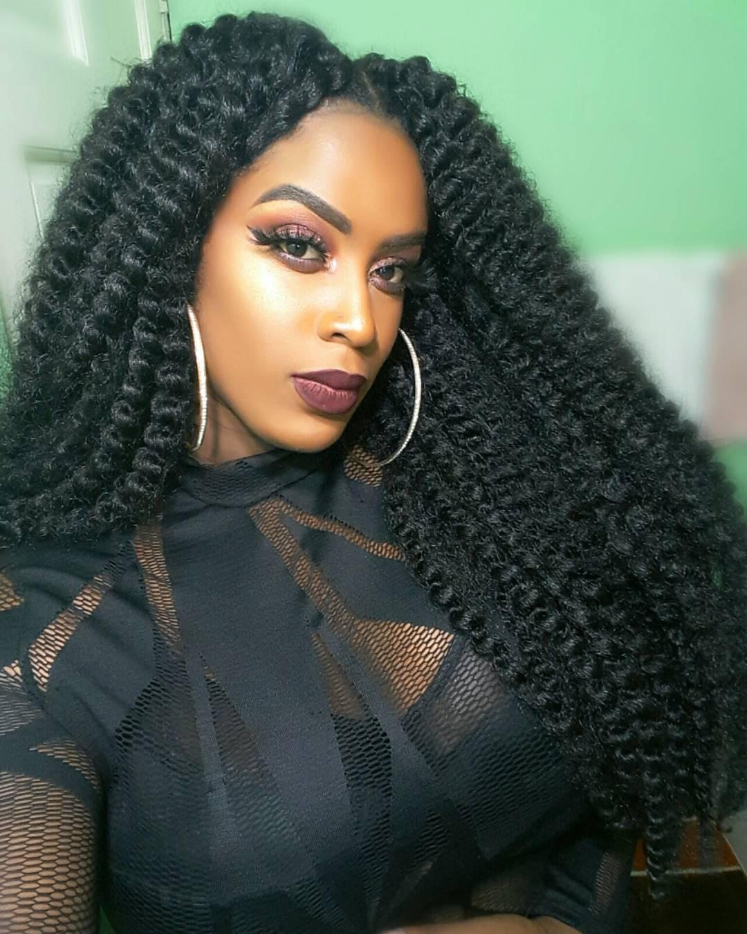 Pics Of Crochet Hairstyles  20 Trendy Crochet Braid Hairstyles