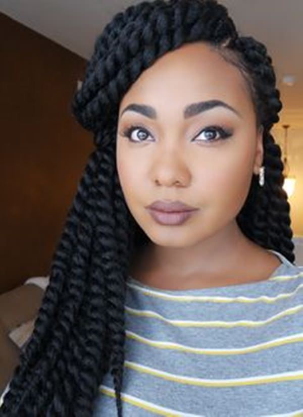 Pictures Of Crochet Braids Hairstyles  47 Beautiful Crochet Braid Hairstyle You Never Thought