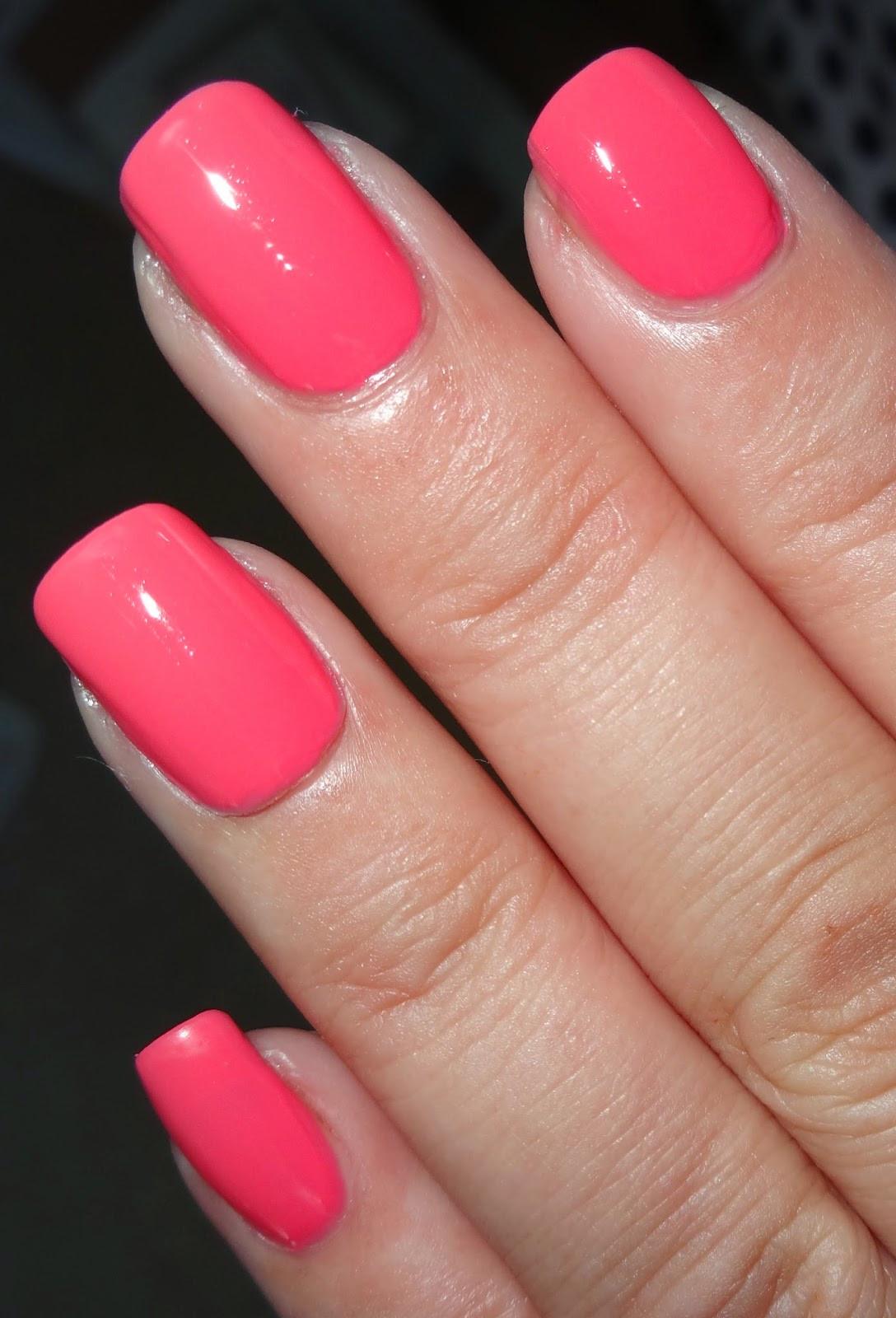 Pink Nail Colors  Wendy s Delights Beauty UK Nail Polish The Pinks Lady