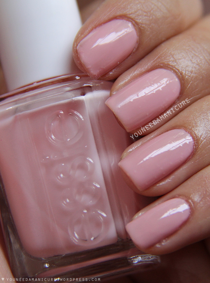 Pink Nail Colors  Essie Pop Art Pink Swatches and Review