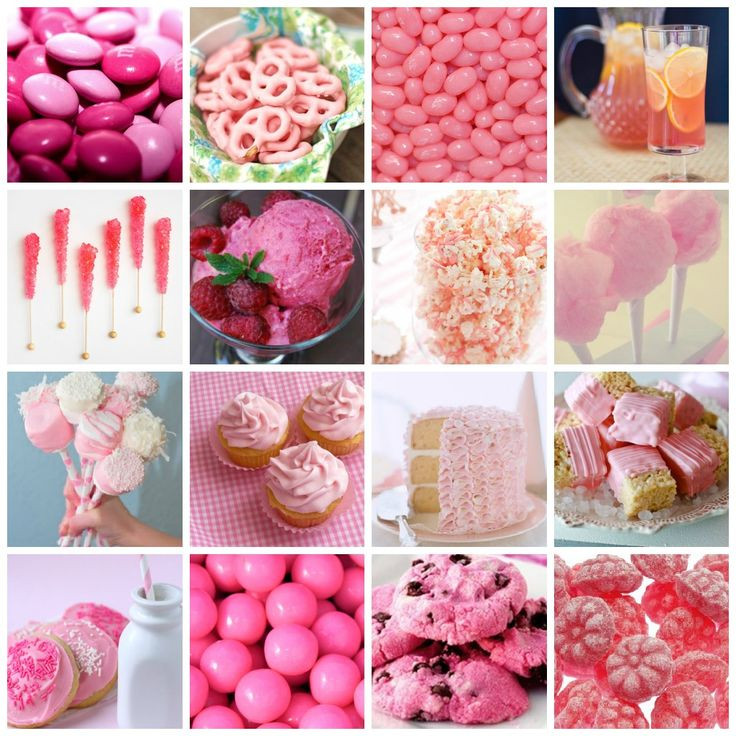 Pink Party Food Ideas  141 best Pink Birthday Party images on Pinterest