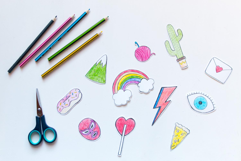 Pins Como Hacer  DIY ¡Aprende a hacer tus propios pins