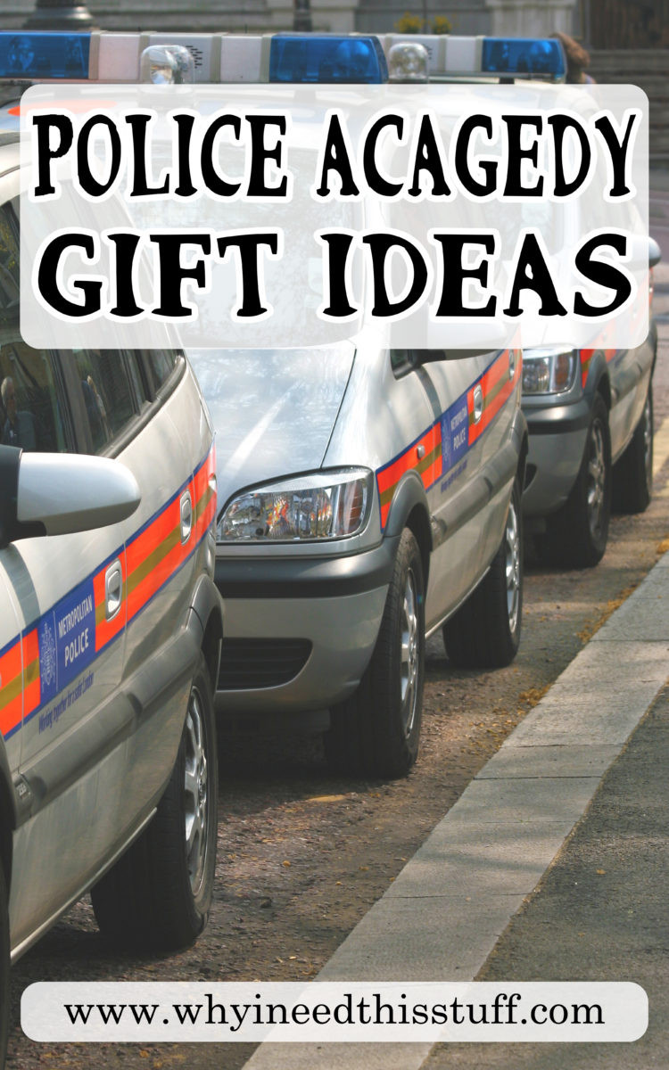 Police Academy Graduation Gift Ideas  15 Best Police Academy Graduation Gifts They Will Appreciate