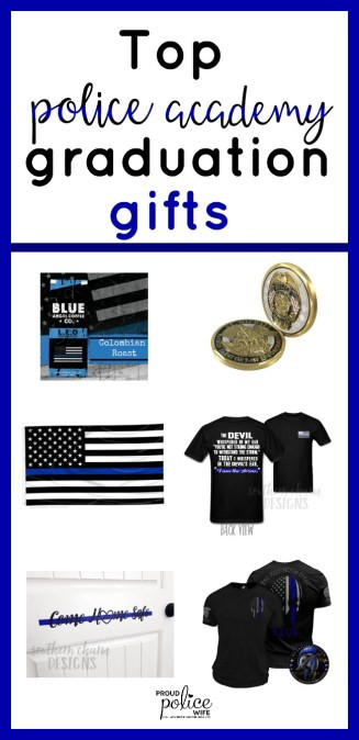 Police Academy Graduation Gift Ideas  Top Gifts for a Police Academy Graduate