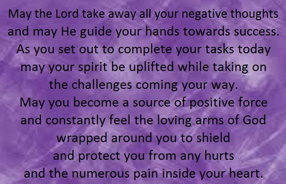 Positive Prayer Quotes  Inspirational Quotes For Stressful Job QuotesGram