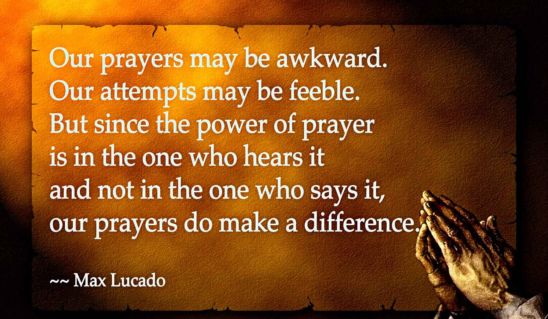 Positive Prayer Quotes  Thoughts Prayer Part I …
