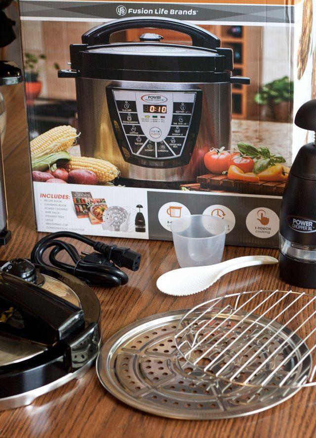 Power Pressure Cooker Xl Fish Recipes  Pressure cooker xl 10 qt recipes wintoosa
