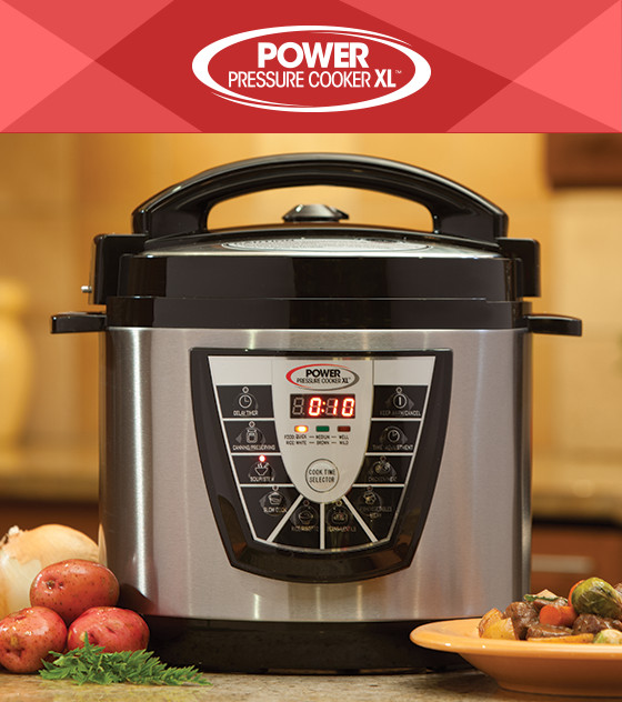 Power Pressure Cooker Xl Fish Recipes  Power Pressure Cooker XL by Fusion Life Brands Mom Blog