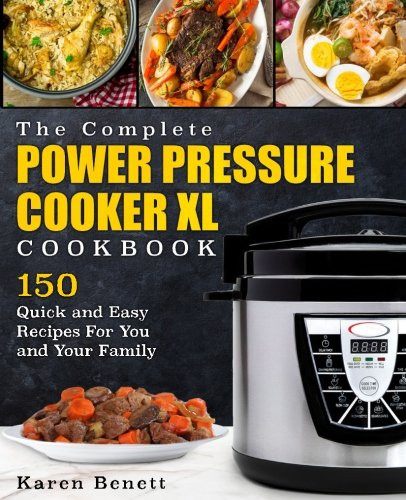 Power Pressure Cooker Xl Fish Recipes  The plete Power Pressure Cooker XL Cookbook 150 Quick
