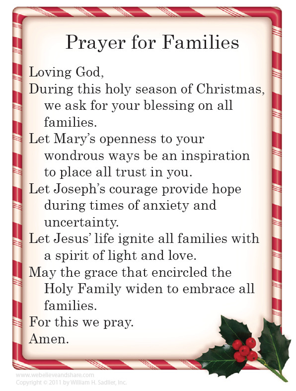 Prayer Quotes For Family And Friends  Prayer For My Family Quotes QuotesGram