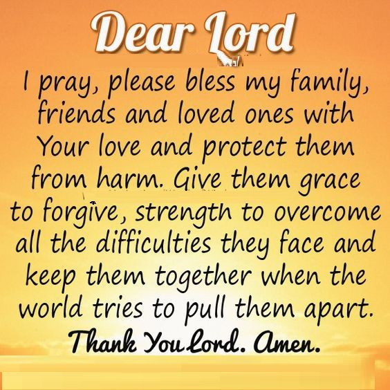 Prayer Quotes For Family And Friends  Prayer Quotes for Family and Friends – UploadMegaQuotes