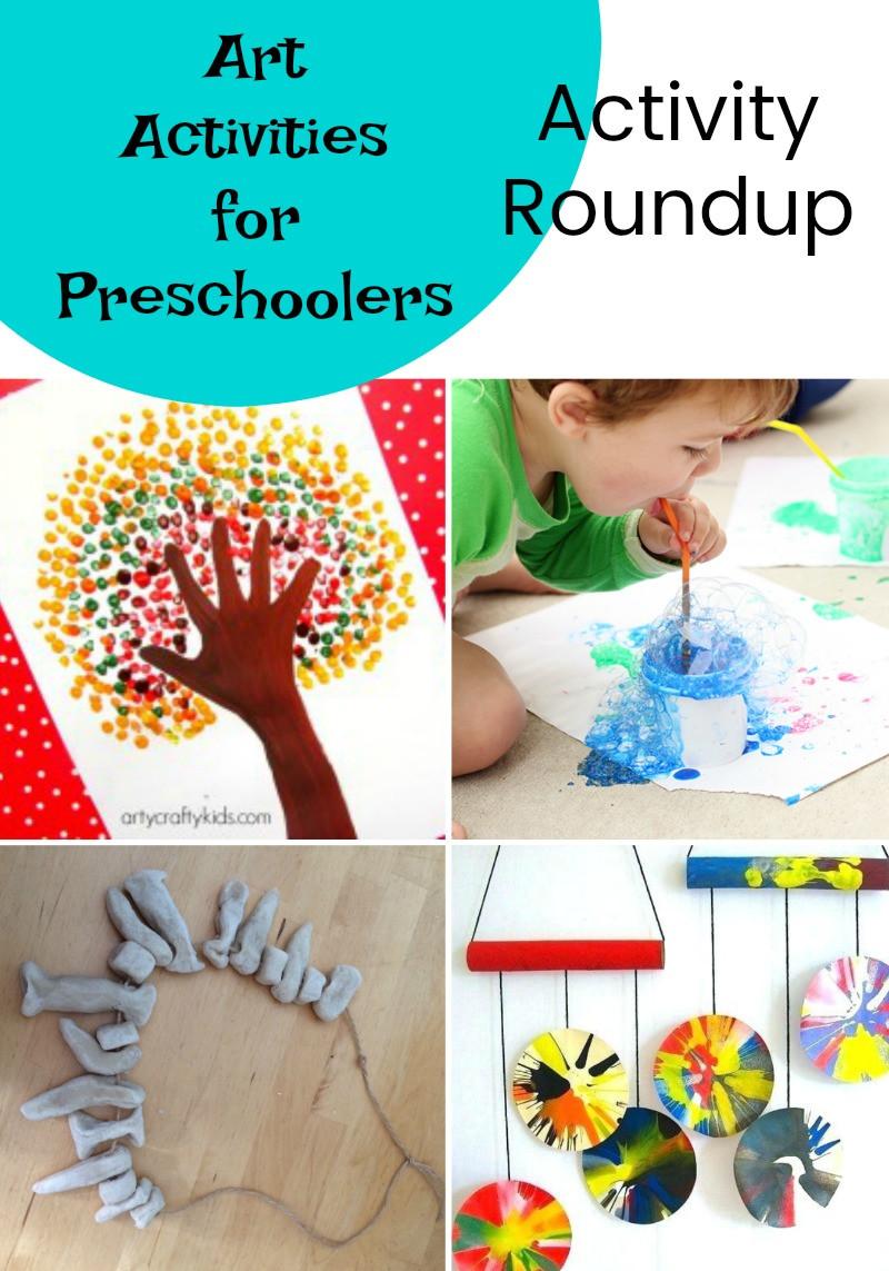 Preschool Art Project  Art Activities for Preschoolers Adventures of Kids