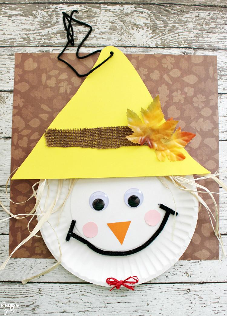 Preschool Craft Activities  Over 23 Adorable and Easy Fall Crafts that Preschoolers