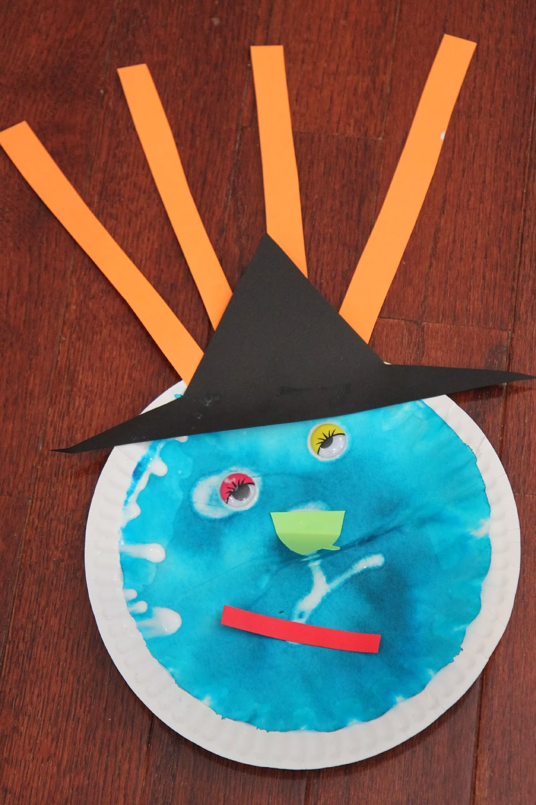 Preschool Craft Activities  Toddler Approved Witch Themed Preschool Crafts