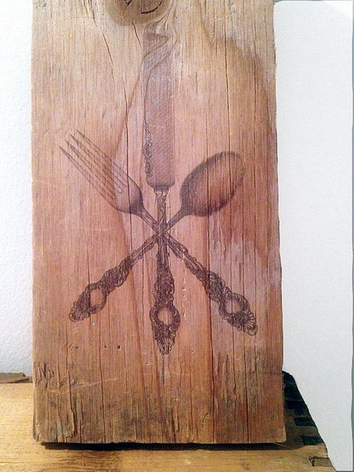 Prints On Wood DIY  DIY Print on Wood – Craft projects for every fan