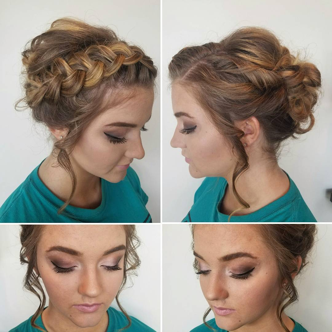 Prom Short Hairstyles  20 Gorgeous Prom Hairstyle Designs for Short Hair Prom