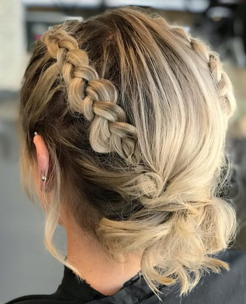 Prom Short Hairstyles  1 Prom Hairstyle for Short Hair in 2020 Is Here 17 More