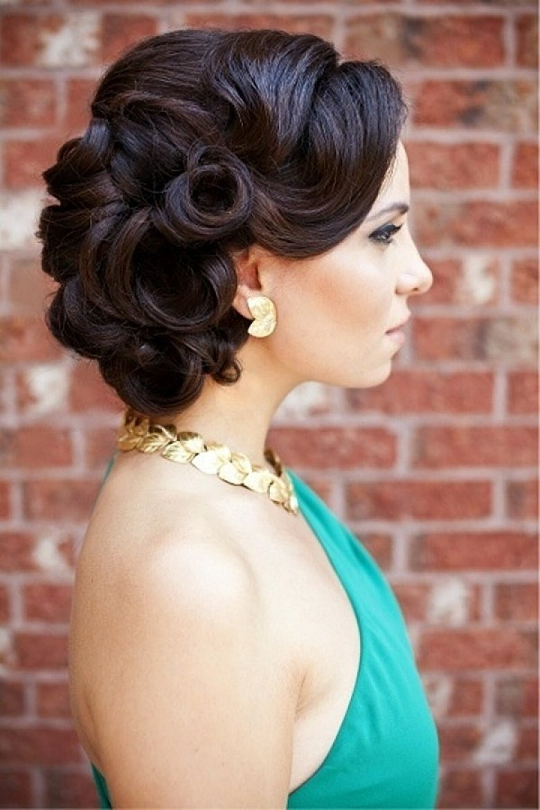 Prom Short Hairstyles  50 Fabulous Prom Hairstyles for Short Hair Fave HairStyles