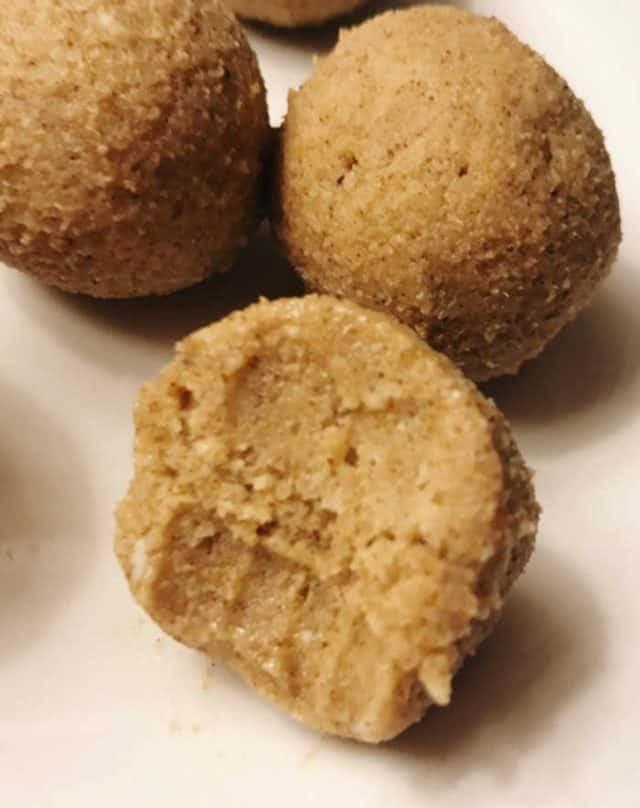 Pumpkin Pie Fat Bombs  No Bake Pumpkin Pie Keto Fat Bombs Linneyville