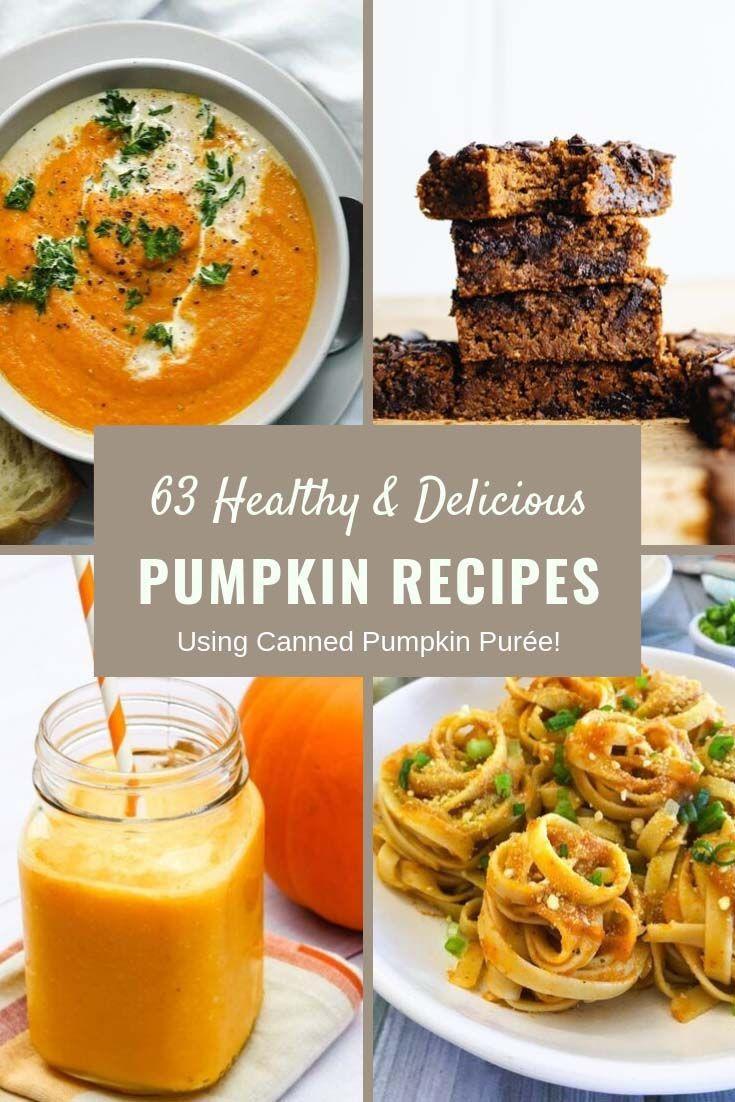 Pumpkin Puree Recipes Healthy  63 Healthy And Delicious Recipes Using Pumpkin Puree