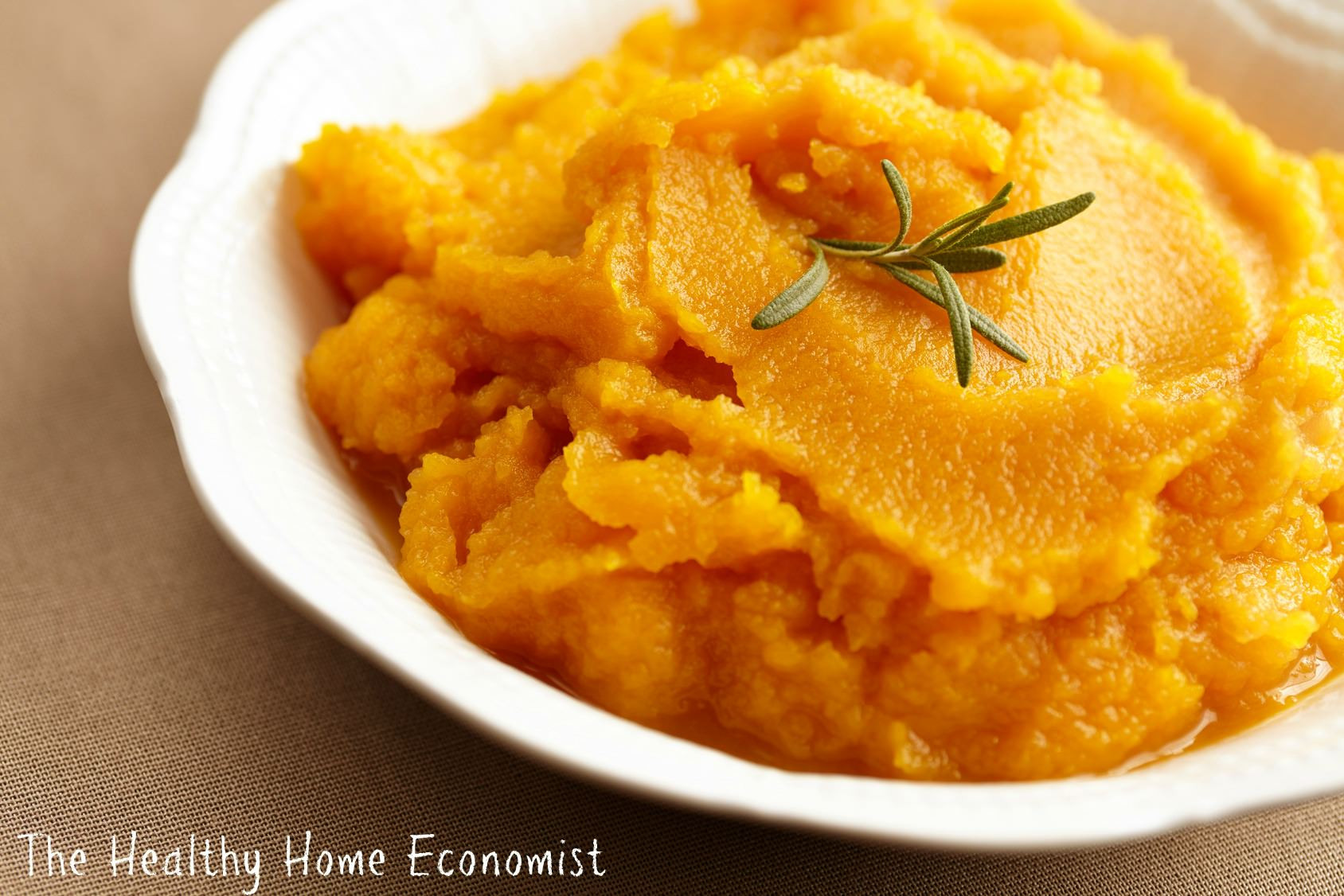 Pumpkin Puree Recipes Healthy  Homemade Pumpkin Puree Recipe Video Demo