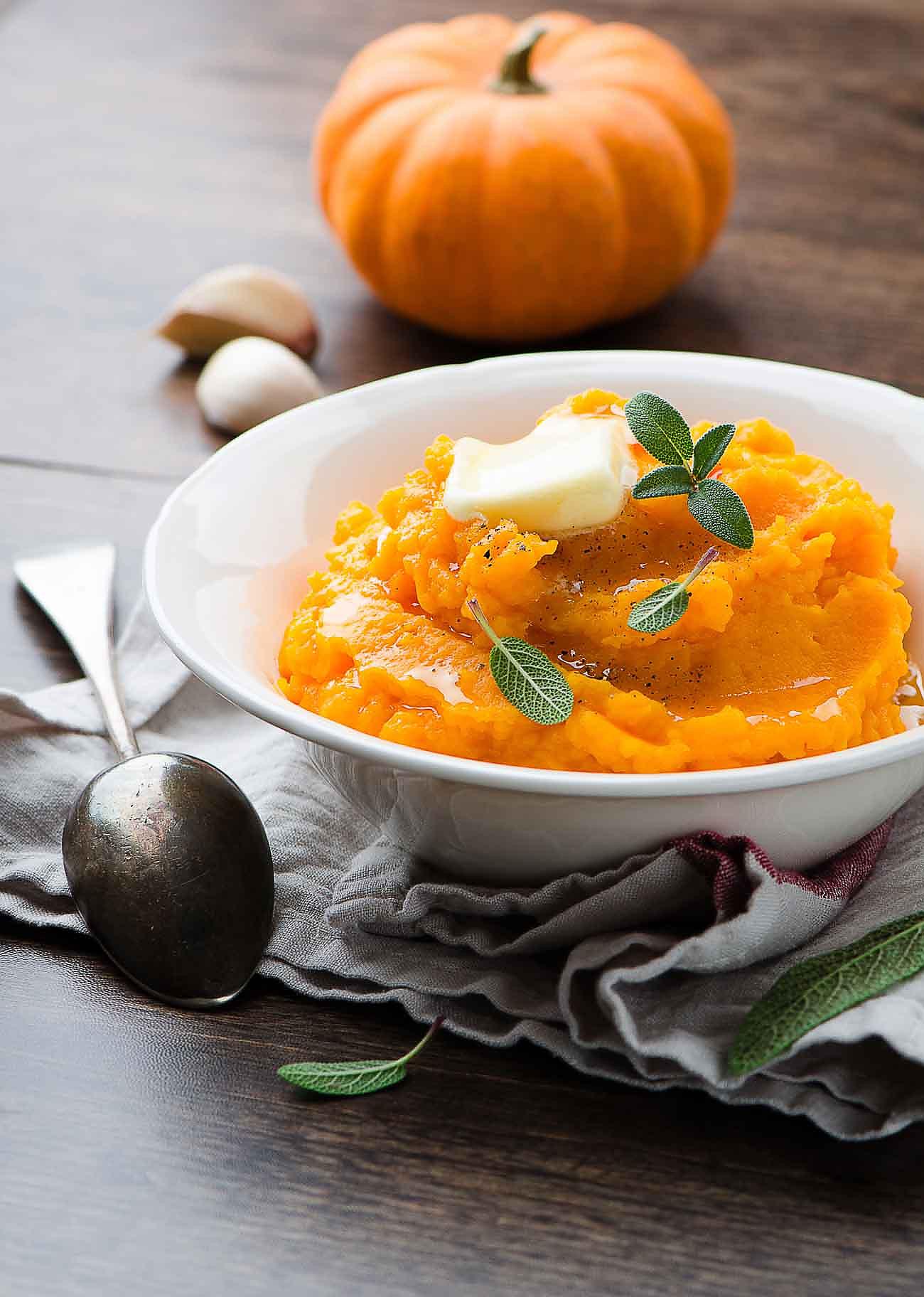 Pumpkin Puree Recipes Healthy  Homemade Pumpkin Puree Recipe by Archana s Kitchen