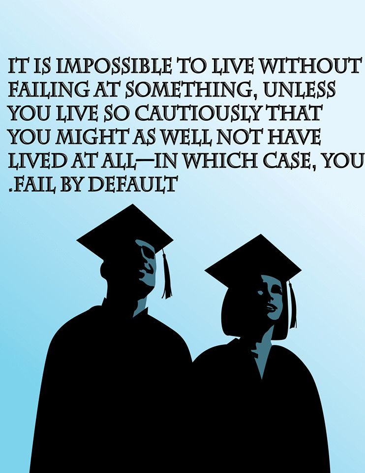 Quote About Graduation From High School  Short Inspirational Quotes for Graduates from Parents