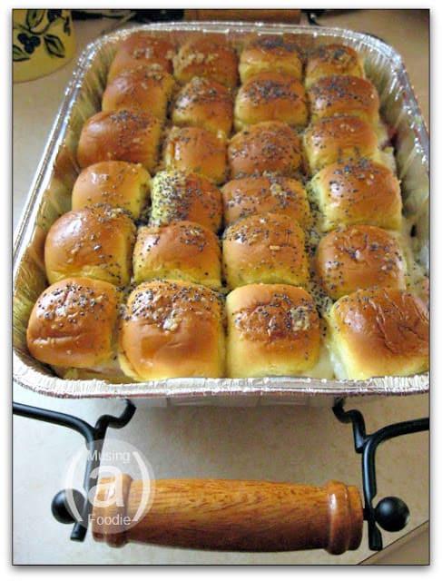 Recipe For Ham Sandwiches On Hawaiian Rolls  Hot Ham and Cheese Sandwich Casserole Using King s