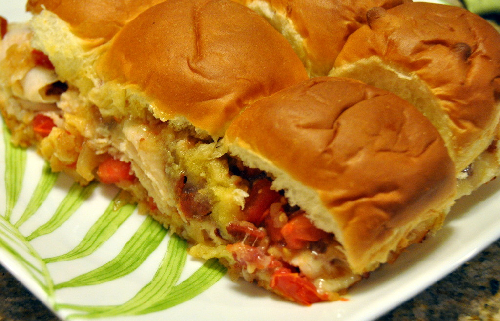 Recipe For Ham Sandwiches On Hawaiian Rolls  King s Hawaiian Roll Ham Sandwiches