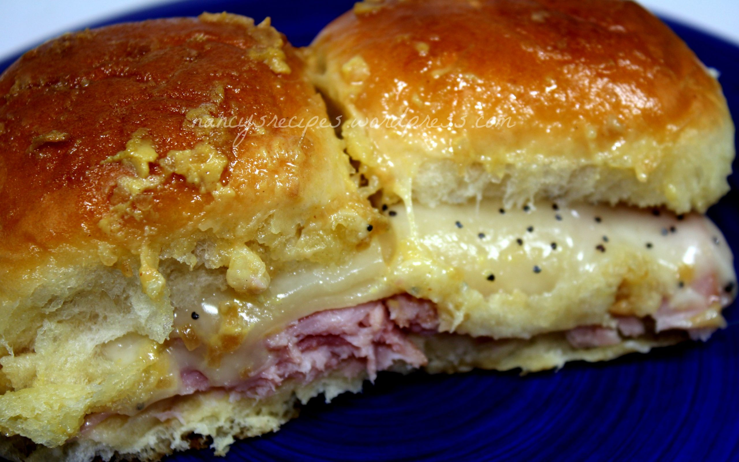Recipe For Ham Sandwiches On Hawaiian Rolls  Hawaiian Ham Sandwiches