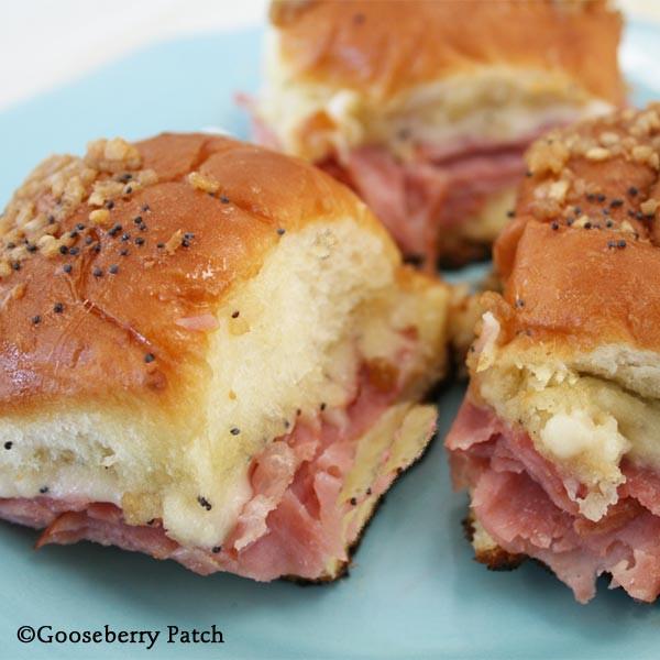 Recipe For Ham Sandwiches On Hawaiian Rolls  Gooseberry Patch Recipes Hawaiian Ham Sandwiches from