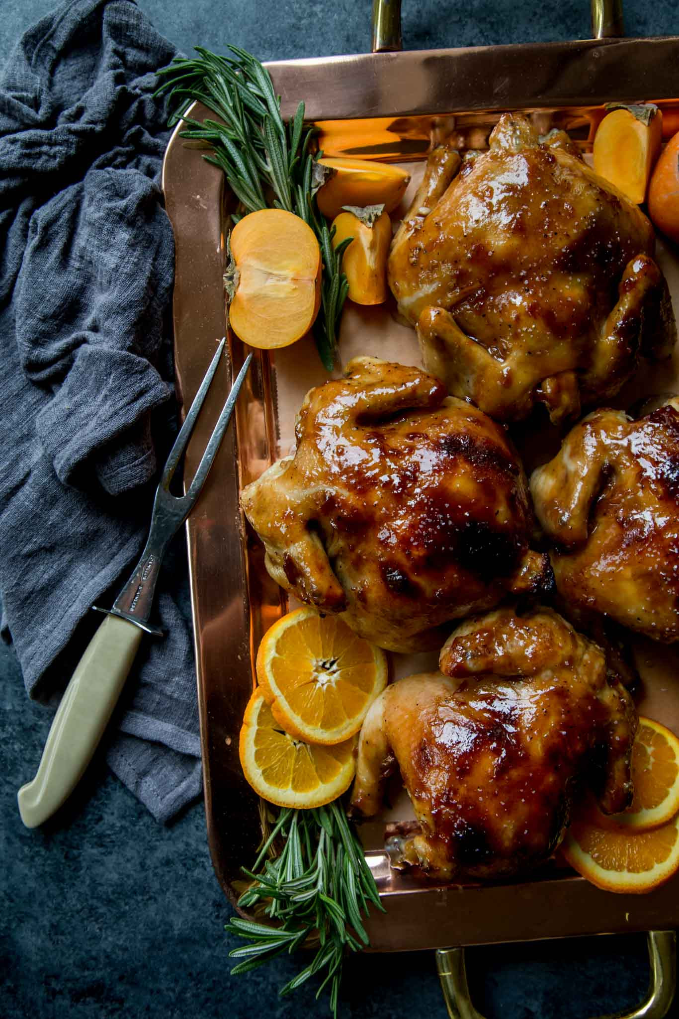 Recipes For Cornish Game Hens  Cornish Game Hen Recipe with Apricot Glaze