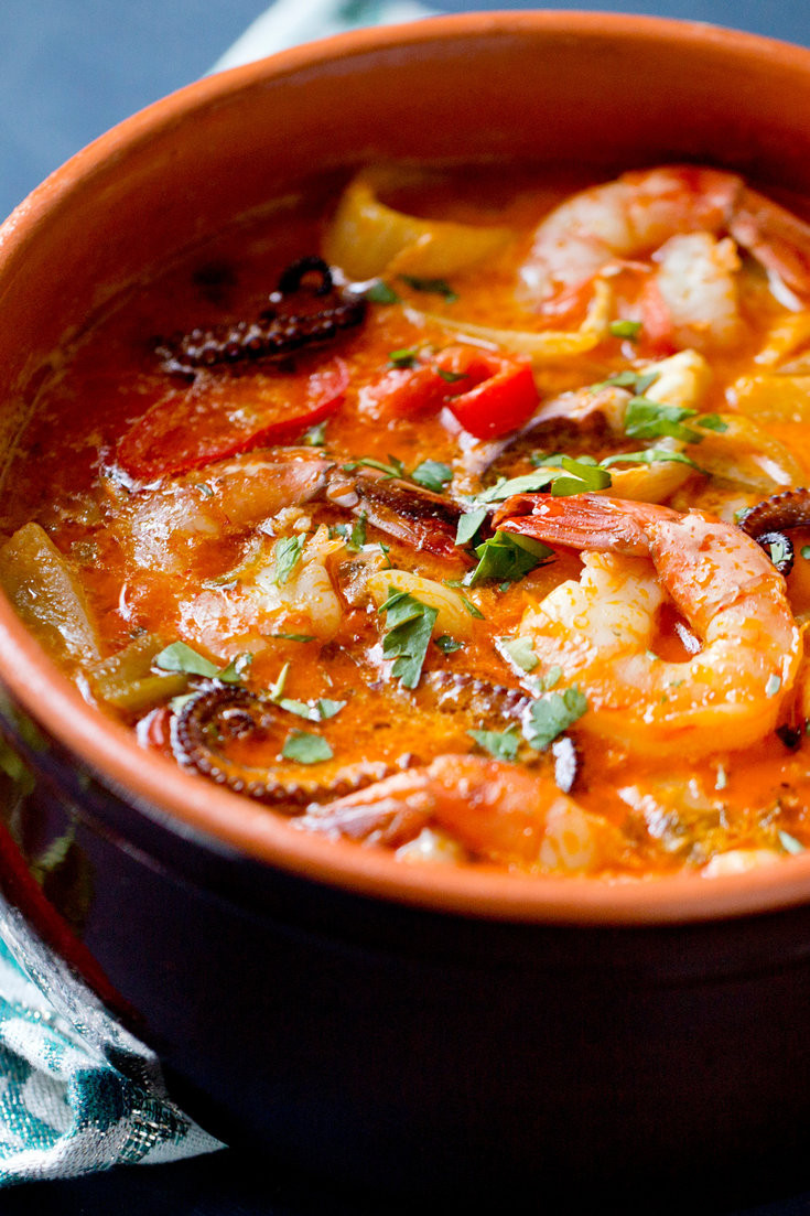 Recipes For Fish Stew  Moqueca Brazilian Fish Stew Recipe NYT Cooking