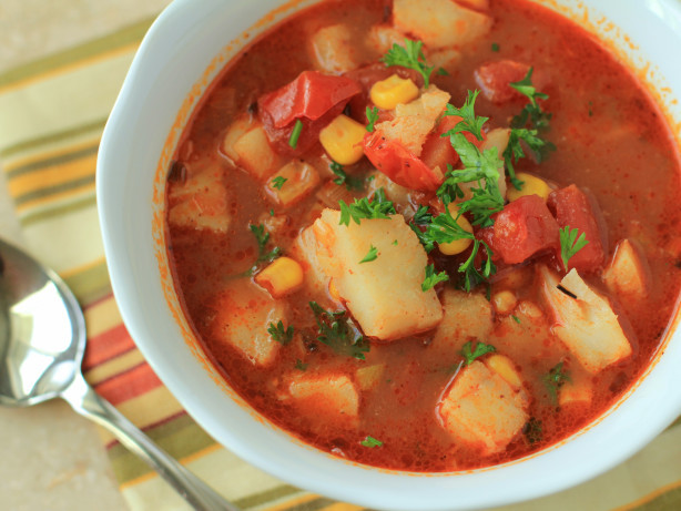 Recipes For Fish Stew  Easy Fish Stew Recipe Food