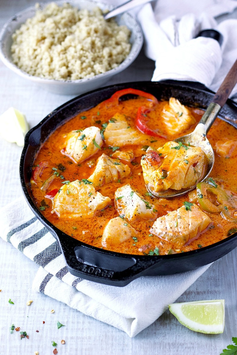 Recipes For Fish Stew  Easy 20 Minutes Fish Stew