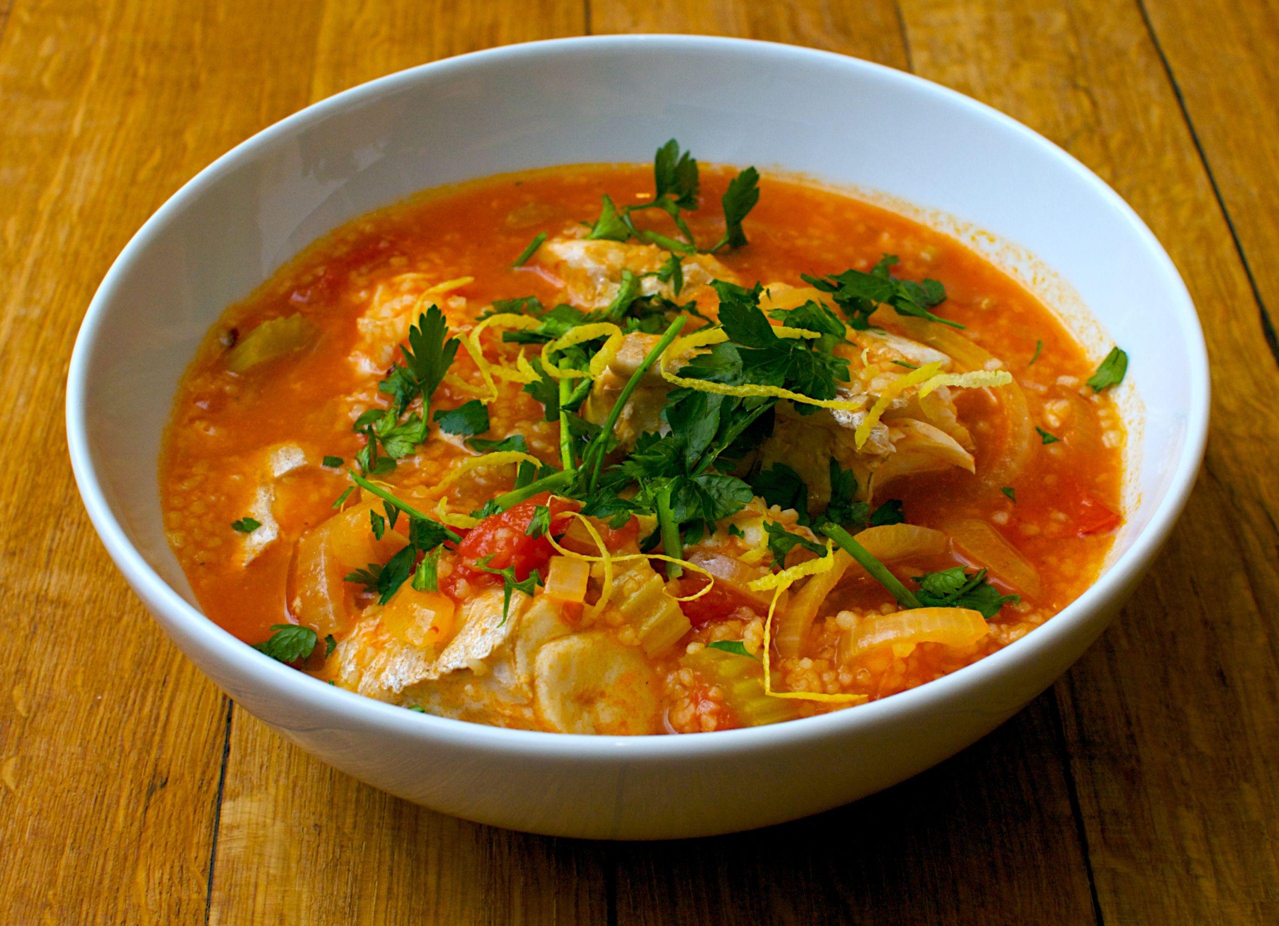 Recipes For Fish Stew  Fish Stew Recipe — Dishmaps