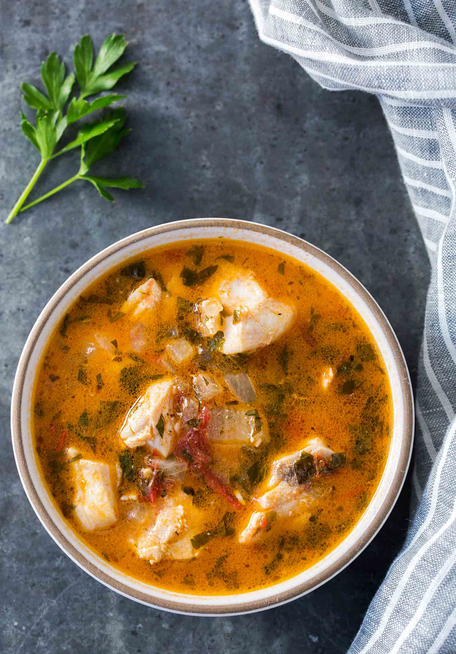 Recipes For Fish Stew  Quick Easy Fish Stew Recipe