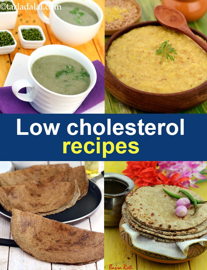 Recipes For Low Cholesterol Diet  250 Low Cholesterol Indian Healthy Recipes Low