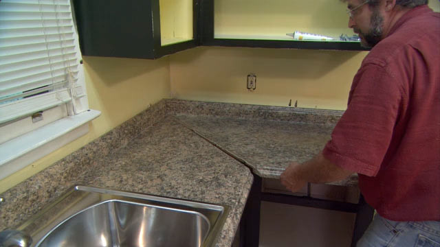 Replace Kitchen Countertops  How to replace a countertop in 7 steps