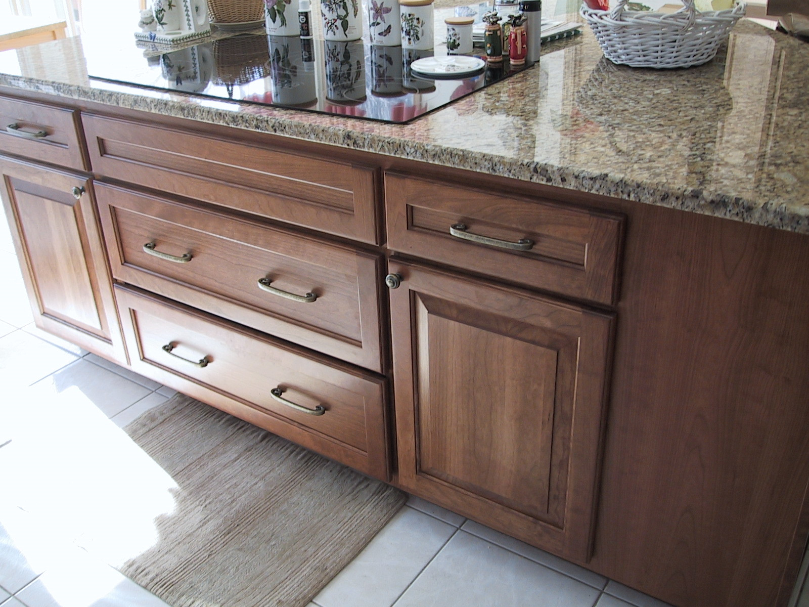 Replace Kitchen Countertops  replace cabinets keep countertops possible