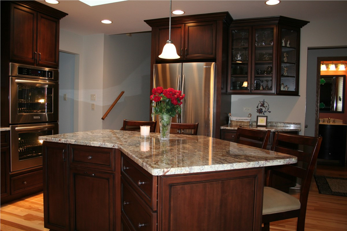 Replace Kitchen Countertops  Chicago Kitchen Countertop Replacement