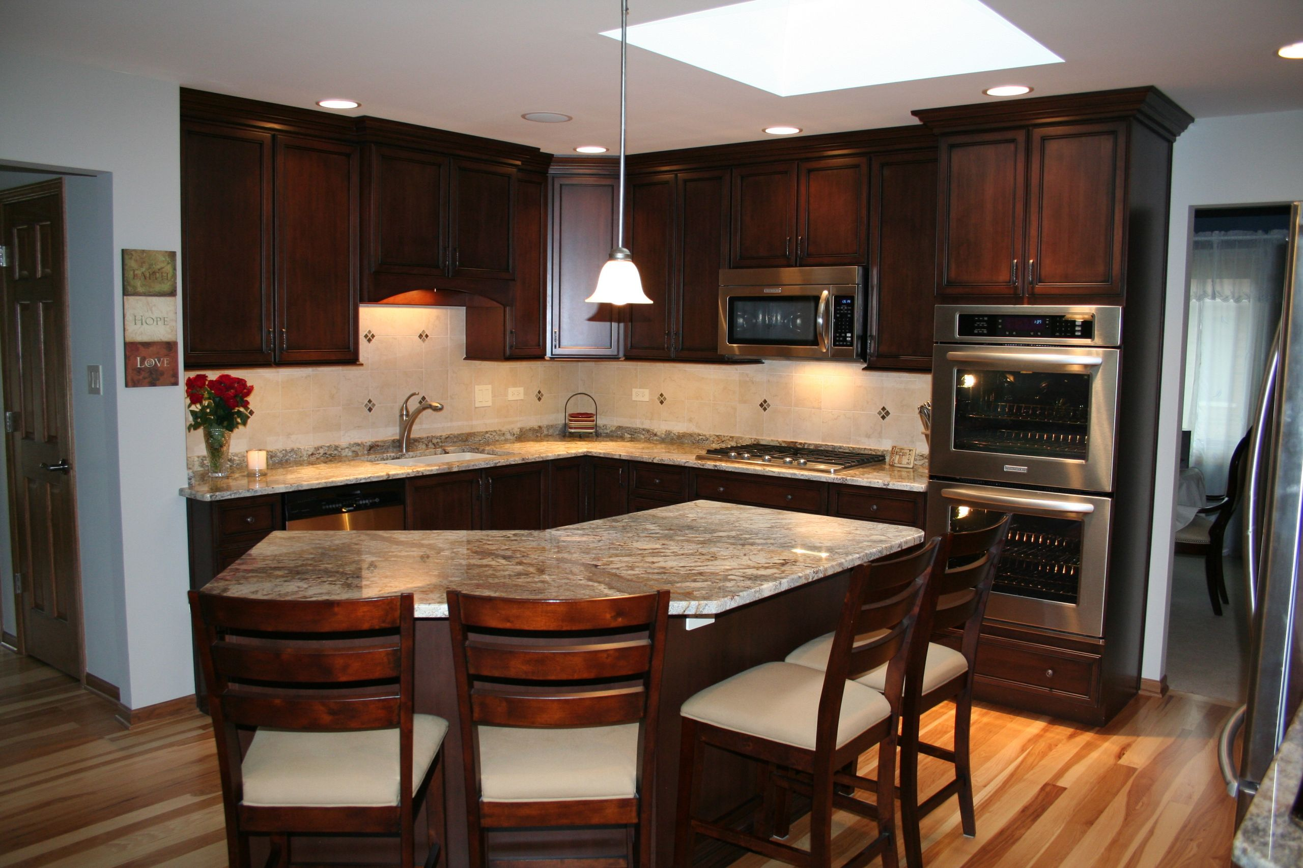 Replace Kitchen Countertops  Kitchen Countertops Chicago