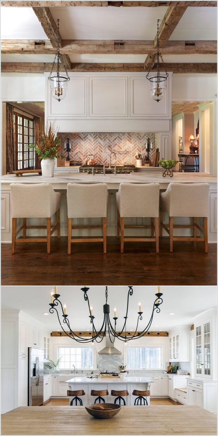 Rustic Kitchen Accessories  10 Amazing Rustic Kitchen Decor Ideas