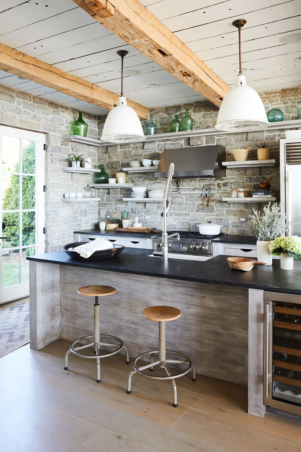 Rustic Kitchen Accessories  15 Best Rustic Kitchens Modern Country Rustic Kitchen