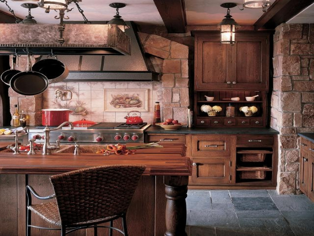 Rustic Kitchen Accessories  25 Ideas To Checkout Before Designing a Rustic Kitchen