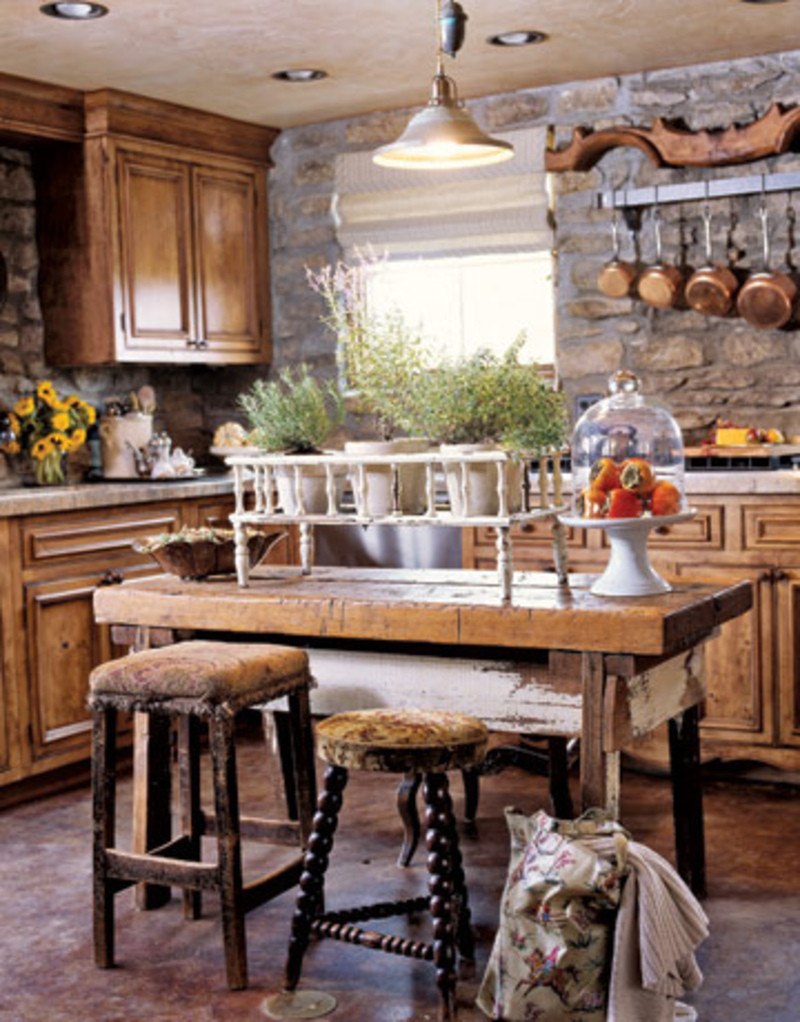 Rustic Kitchen Accessories  The Best Inspiration for Cozy Rustic Kitchen Decor