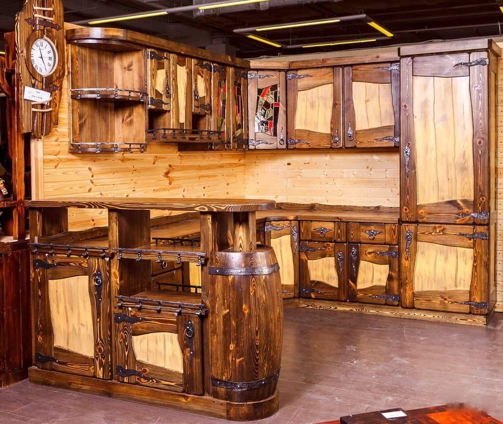 Rustic Kitchen Accessories  Interior design trends 2017 Rustic kitchen decor