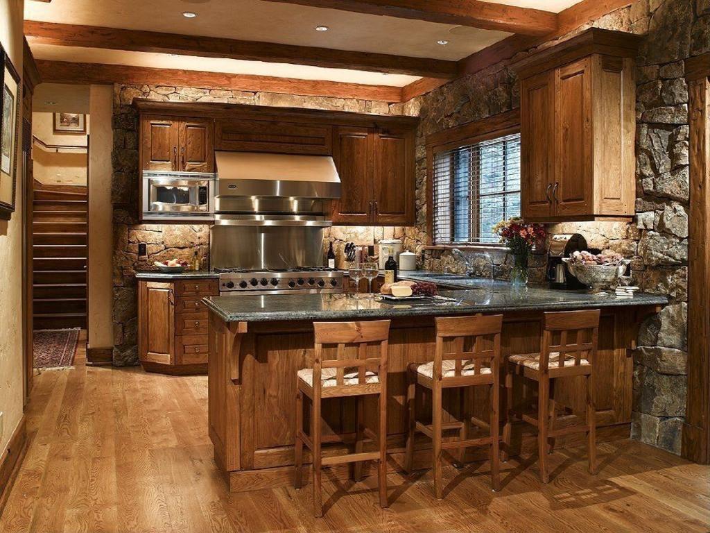 Rustic Kitchen Accessories  Kitchen Speed