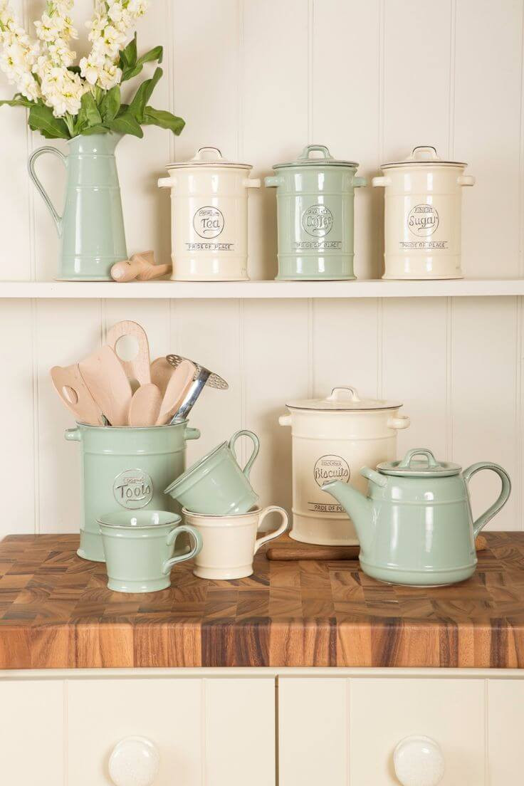 Rustic Kitchen Accessories  Kitchen Accessories for Country Kitchen Design